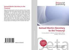 Bookcover of Samuel Martin (Secretary to the Treasury)
