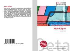 Altin Köprü的封面