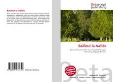 Обложка Bailleul-la-Vallée