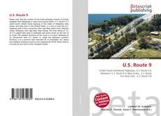 Portada del libro de U.S. Route 9