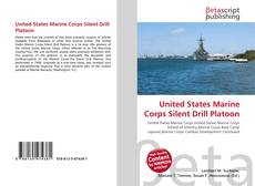 Bookcover of United States Marine Corps Silent Drill Platoon