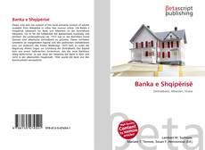 Couverture de Banka e Shqipërisë