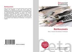 Couverture de Bankausweis
