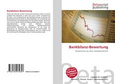 Bookcover of Bankbilanz-Bewertung