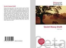 Bookcover of Soviet Heavy Draft