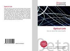 Capa do livro de Optical Link