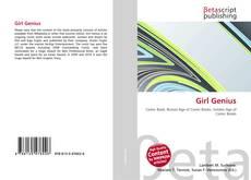 Обложка Girl Genius