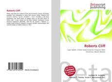 Bookcover of Roberts Cliff