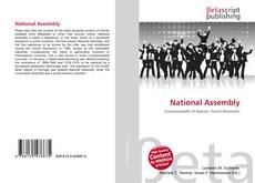 Bookcover of National Assembly