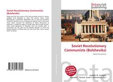 Portada del libro de Soviet Revolutionary Communists (Bolsheviks)