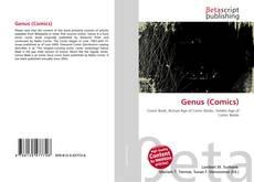 Capa do livro de Genus (Comics)