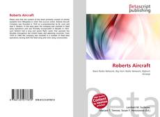 Buchcover von Roberts Aircraft