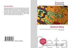 Bookcover of General Glory