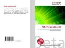 Buchcover von Roberto Zandonella