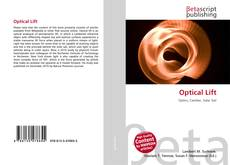 Bookcover of Optical Lift