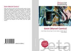 Buchcover von Geist (Marvel Comics)