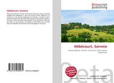 Buchcover von Hébécourt, Somme