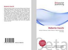 Обложка Roberto Vacchi