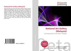 Bookcover of National Art Gallery (Malaysia)