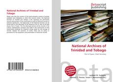 Copertina di National Archives of Trinidad and Tobago