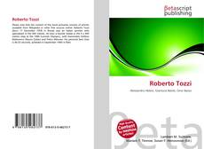 Buchcover von Roberto Tozzi