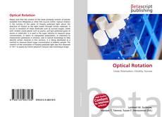 Обложка Optical Rotation