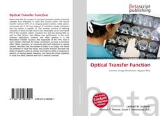 Bookcover of Optical Transfer Function