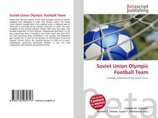 Bookcover of Soviet Union Olympic Football Team