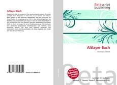 Buchcover von Altlayer Bach