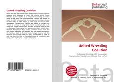 Bookcover of United Wrestling Coalition
