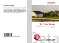 Buchcover von Brévillers, Somme