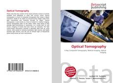 Bookcover of Optical Tomography