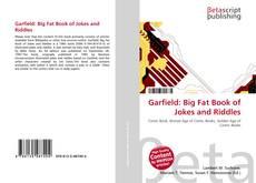 Capa do livro de Garfield: Big Fat Book of Jokes and Riddles