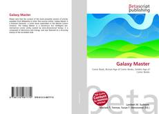 Bookcover of Galaxy Master