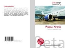 Copertina di Pegasus Airlines