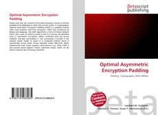Bookcover of Optimal Asymmetric Encryption Padding