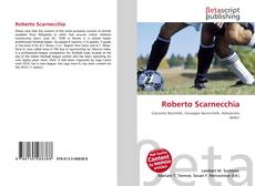Bookcover of Roberto Scarnecchia