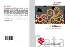 Raúl Dávila kitap kapağı