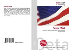 Bookcover of Peggy Mast