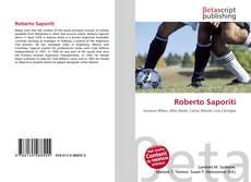 Bookcover of Roberto Saporiti