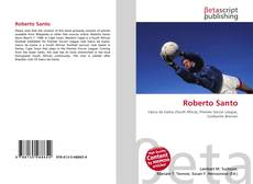 Bookcover of Roberto Santo