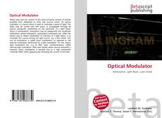 Buchcover von Optical Modulator