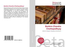 Bookcover of Bankim Chandra Chattopadhyay