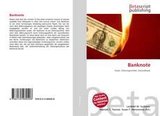 Buchcover von Banknote
