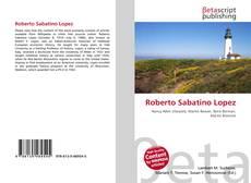 Capa do livro de Roberto Sabatino Lopez
