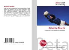 Bookcover of Roberto Rosetti