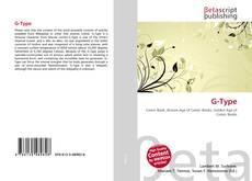 G-Type kitap kapağı
