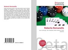 Bookcover of Roberto Romanello