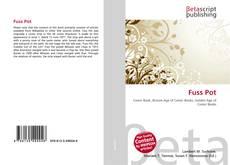Bookcover of Fuss Pot