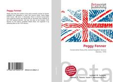 Bookcover of Peggy Fenner